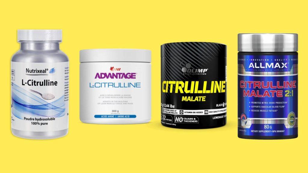 meilleur-supplement-de-citrulline