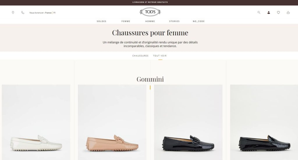 Tods-web