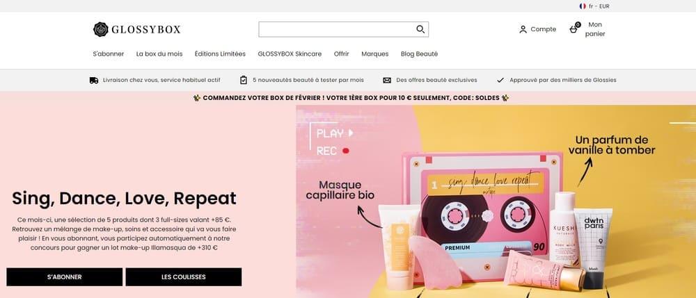 glossybox-web