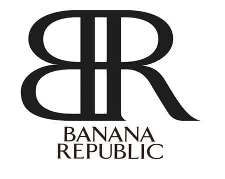 marque-de-mode-vegan-Banana-Republic-logo