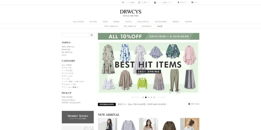 DRWCYS-page